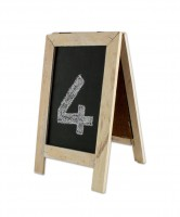 chalkboard-table-number